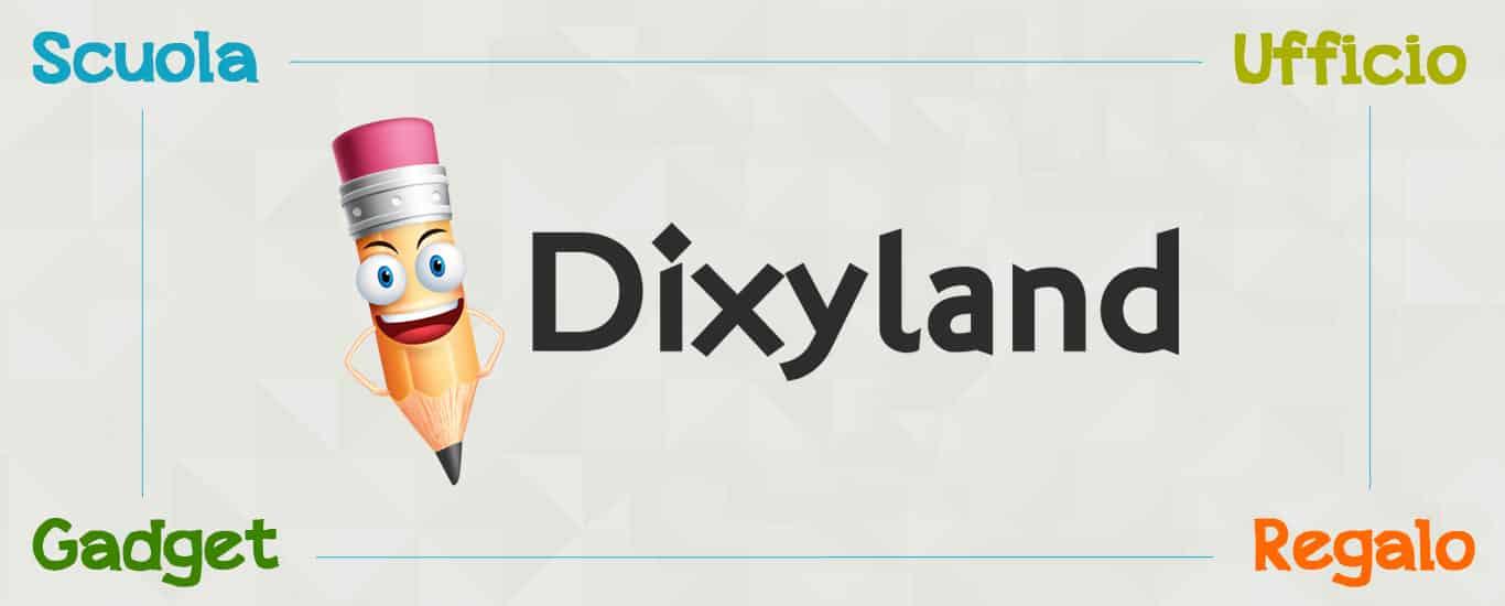 Dixyland - La tua cartoleria online