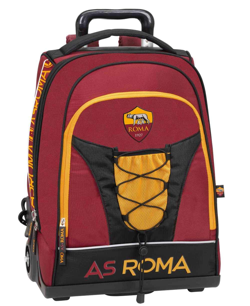 design innovativo ff5ee a2962 AS ROMA 1927 TROLLEY ZAINO SCUOLA/VIAGGIO 2019/20 - Dixyland
